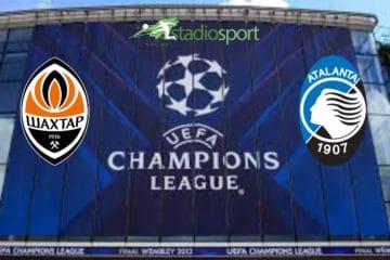 Shakthar Donetsk-Atalanta, 6° giornata di Champions League.