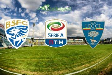 Brescia-Lecce, 16° giornata di Serie A