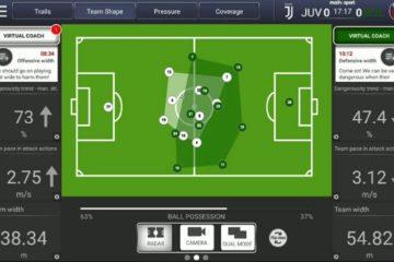 football virtual coach
