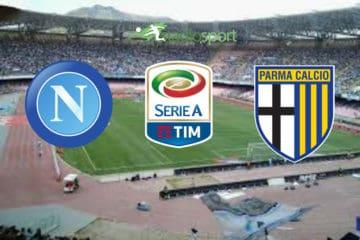 Napoli-Parma, 16° giornata di Serie A