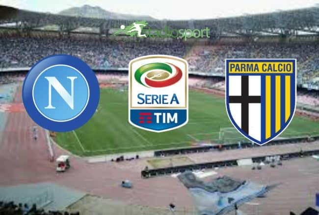 Napoli-Parma, 20° giornata Serie A