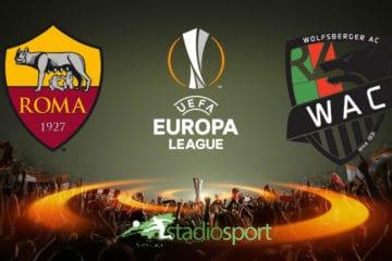 Roma-Wolfsberger, 6° giornata dell'Europa League