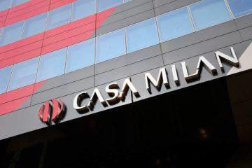 Casa Milan, la sede legale dell'AC Milan