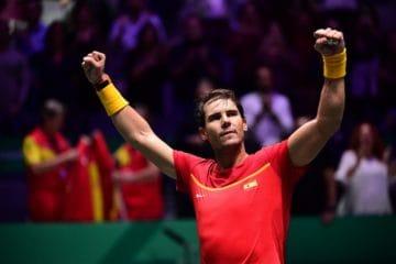 (Fonte: Profilo Twitter Ufficiale Davis Cup by Rakuten Finals Madrid)