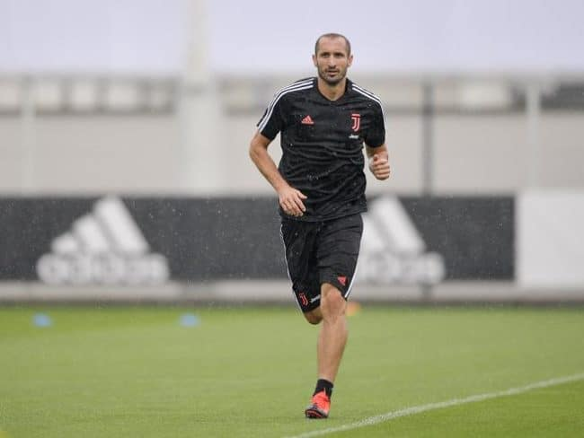 Juventus Chiellini