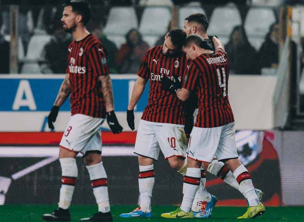 Video Gol di Parma Milan