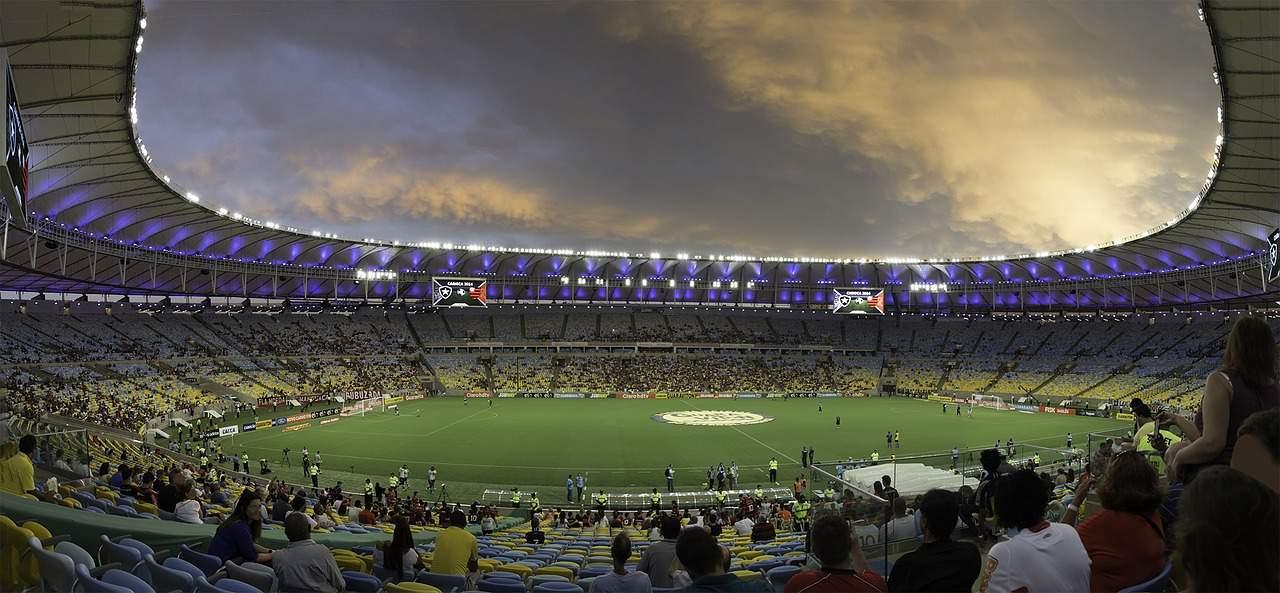Stadio Maracana Brasile