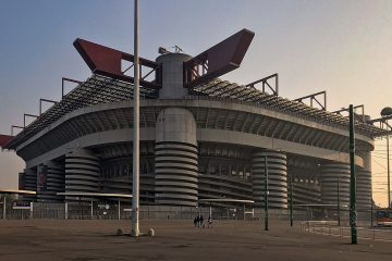 Nations League, San Siro