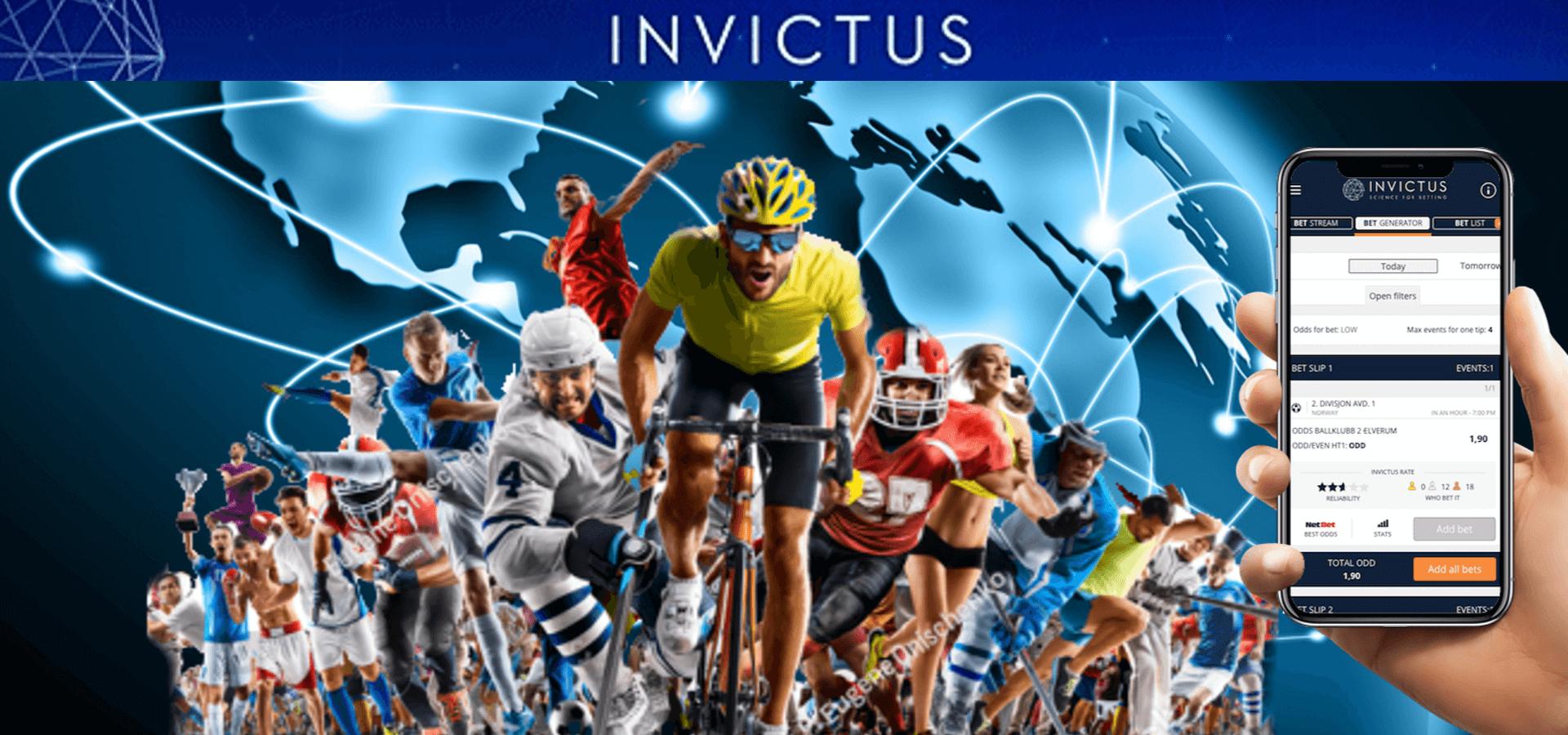 Pronostici vincenti Invictus