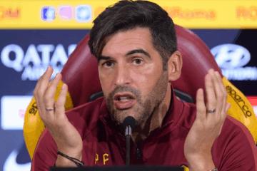 Paulo Fonseca, allenatore della Roma