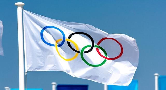 Bandiera olimpica russia