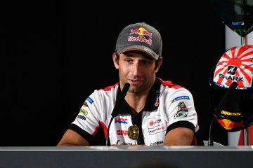 Johann Zarco, in foto durante la conferenza stampa del giovedì pre Gran Premio d'Australia 2019, correrà nel 2020 con il team Avintia Racing (foto da: motogp.com)