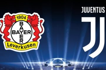 Champion League, Leverkusen Juventus