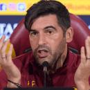"""Roma-Manchester United, le dichiarazioni pre-partita di Fonseca: """"Mou farà bene. Addio scelta condivisa"""""""