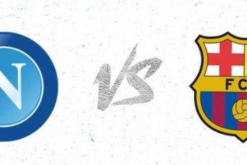 Champions League, ottavi di finale: Napoli-Barcellona