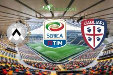 Udinese-Caglari, 17° giornata di Serie A