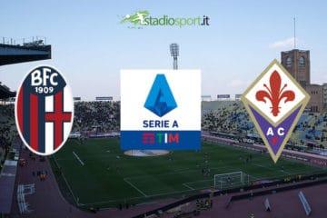 Bologna-Fiorentina, 18° giornata di Serie A