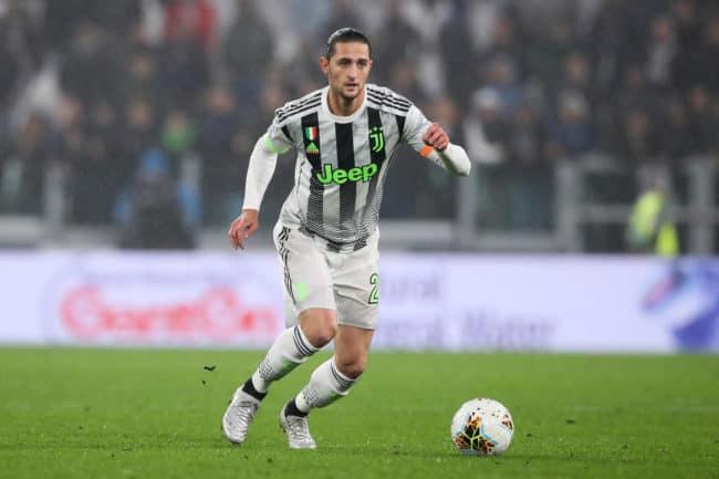 Calciomercato Juventus: Ancelotti vuole Rabiot all'Everton
