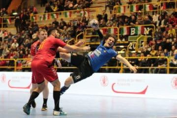 Italia-Romania pallamano