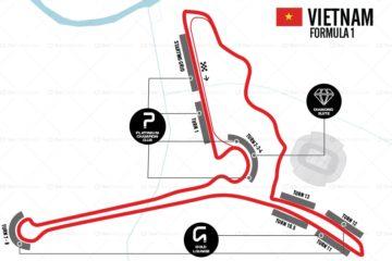 Circuito Hanoi GP Vietnam