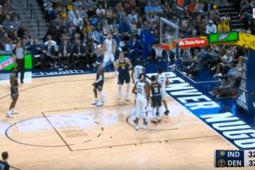 Guidati dalla tripla-doppia di Sabonis e da altri tre giocatori sopra i 20 punti a referto, i Pacers hanno colto un importante successo in casa dei Nuggets (foto da: youtube.com)