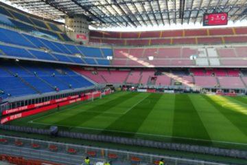 Lo stadio S.Siro, teatro della finale di Champions League 2015-16.   (foto Esclusiva Stadiosport.it per gentile concessione di Marco Prio e Giovanni Taverna) ©RIPRODUZIONE RISERVATA