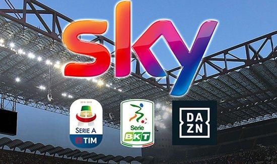 Sky, diritti tv Lega Serie A