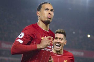 Juventus Liverpool Van Dijk