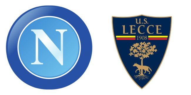 Probabili formazioni e diretta TV Napoli-Lecce