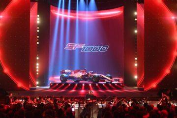 Ferrari svela la sua nuova creatura