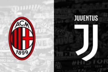 Milan Juventus Coppa Italia
