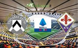 Udinese-Fiorentina, 26esima giornata di Serie A