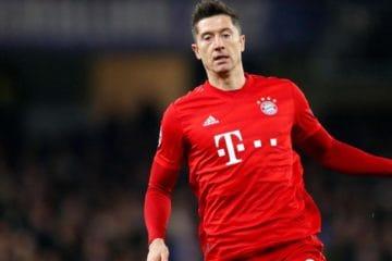 Bayern Lewandowski