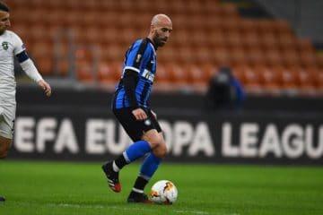 Inter - Ludogorets - fonte: Inter Twitter