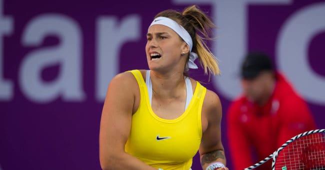 Aryna Sabalenka-WTA