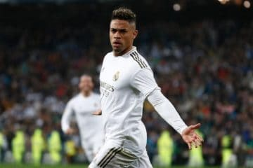 Mariano Diaz - fonte: Real Madrid Twitter