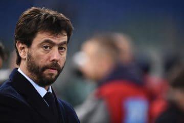 Agnelli Juventus Atalanta