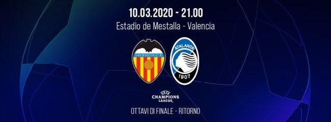 Valencia-Atalanta
