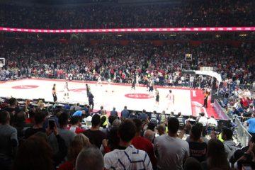 Anche l'EuroLeague, oltre a FIBA ed NBA, è costretta a fermarsi a causa della pandemia di Coronavirus (foto da: wikipedia.org)