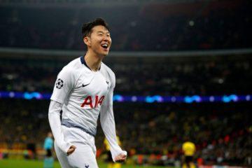 Tottenham Son