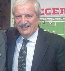 Tiziano Crudeli ripreso nel 2012.  Fonte: Wikipedia Crudeli