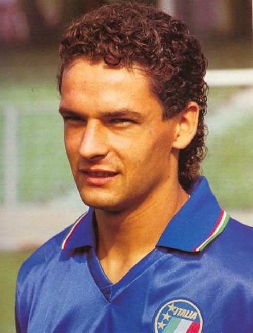 Roberto Baggio prima di Italia '90