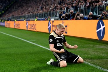 Juventus Van de Beek