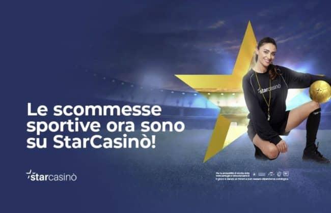 Bonus Scommesse Starcasino