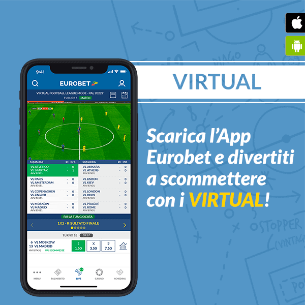 App Mobile Eurobet