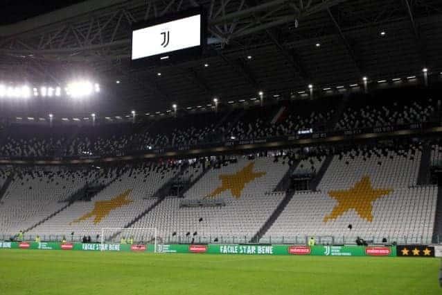Panoramica interna dello Stadium, foto presente nella pagina