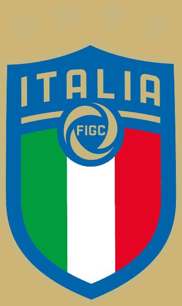 Il logo ufficiale della FIGC