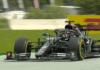 Lewis Hamilton davanti anche nelle PL2 del Red Bull Ring (foto da: twitter.com/F1)
