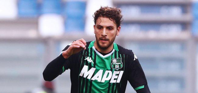 Calciomercato Juventus: piace Locatelli del Sassuolo.