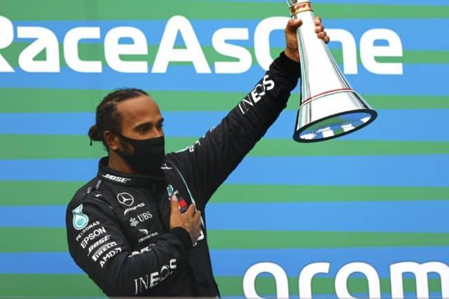 Hamilton GP Belgio